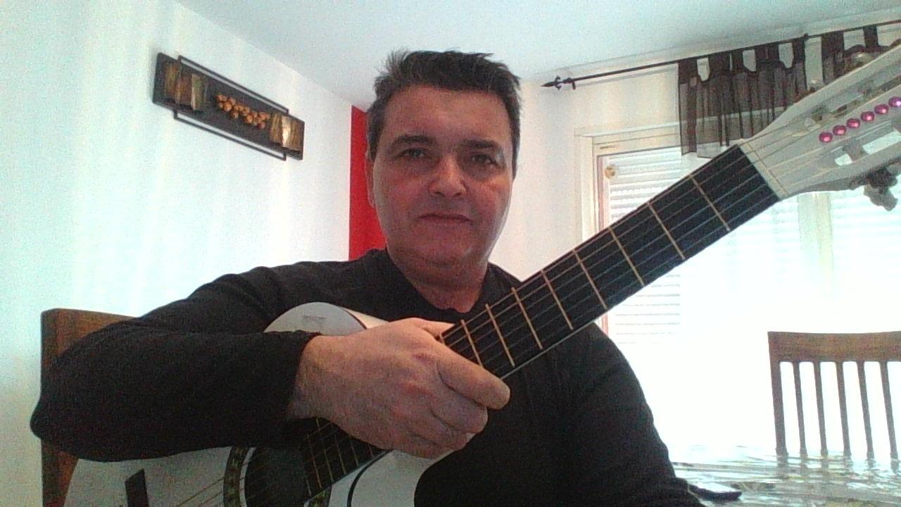 Les Cours de Guitare d' Andrés